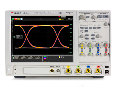 Keysight DSA90804A Digital Signal Analyzer / 8 GHz / 40 GSa/s / 4 Channels / 50M Memory