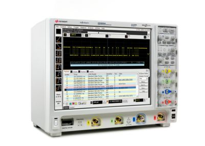 Keysight DSO9254A Infiniium Oscilloscope / 2.5 GHz / 10/20 GSa/s / 4 Analog Channels