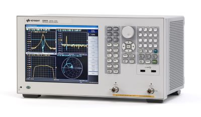 Keysight E5061B-3L5 Network Analyzer / 100KHz to 3GHz
