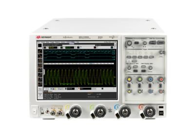 Keysight MSOX91604A Infiniium Mixed Signal Oscilloscope / 16 GHz / 80 GSa/s