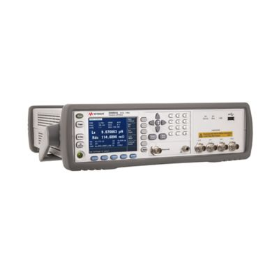 Keysight E4980AL-102 20 Hz to 1 MHz / DCR