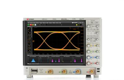 Keysight MSOS254A Mixed Signal Oscilloscope / Infiniium / S-Series / 2.5 GHz / 4 Channels