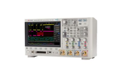 Keysight MSOX3104T Mixed Signal Oscilloscope / 1 GHz / 4 Analog Plus 16 Digital Channels