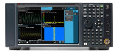 Keysight N9010B-526 EXA Signal Analyzer / Multi-touch