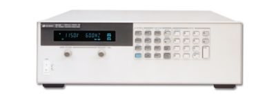 Keysight 6812B AC source/analyzer, 0-300 Vrms, 750 VA, single-phase. GPIB, RS-232.