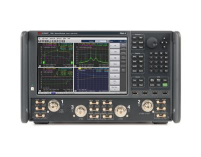 Keysight N5242B-423 PNA-X Network Analyzer / 10 MHz to 26.5 GHz