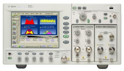Keysight 86100C Infiniium DCA-J Oscilloscope Mainframe / up to 13 GHz