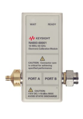 Keysight N4691B-00M ECal Module / 26.5 GHz / 3.5mm