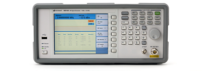 Keysight N9310A RF Signal Generator / 9 KHz to 3 GHz