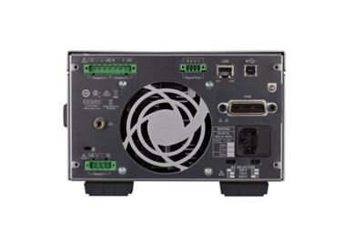 Keysight E36312A DC power supply, triple-output, 6 V, 5 A and 2 x 25 V, 1 A, 80 W: LAN, USB