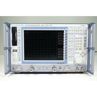 Rohde & Schwarz ZVM Vector Network Analyzer, S-parameter