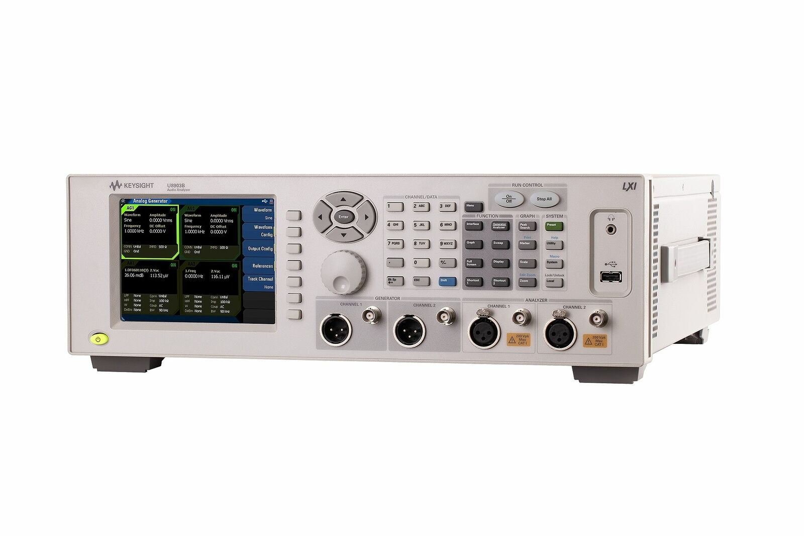 Keysight U8903B-STD 2 Channels