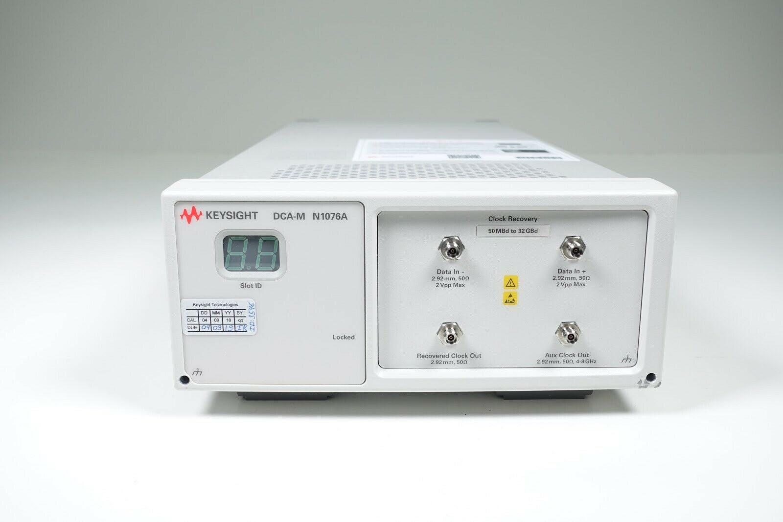 Keysight N1076A Electrical Clock Recovery