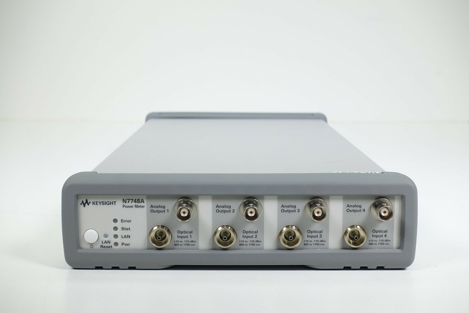 Keysight N7748A Optical High Performance Power Meter / 4 Channel