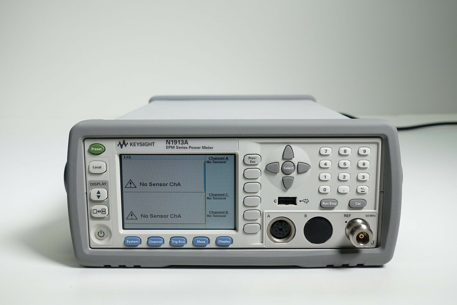Keysight N1913A Power Meter / EPM Series / 9 kHz to 110 GHz / Single Channel